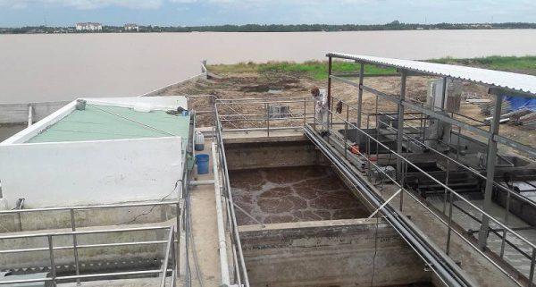 Thiết kế & xây dựng hệ thống xử lý nước thải