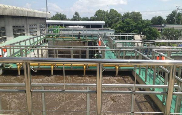 Hệ thống xử lý nước thải Hoàng Anh JSC